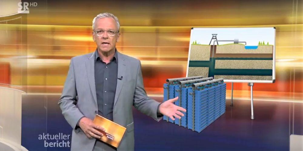 TIN TỨC TV ĐỨC: GIẢI PHÁP HIỆU QUẢ THƯƠNG MẠI ĐỂ LOẠI BỎ PCBs ĐỘC HẠI CAO TỪ NƯỚC
