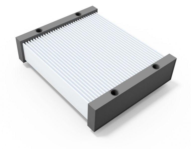 Ceramic flat sheet membrane - CERAFILTEC - ItN T-Module