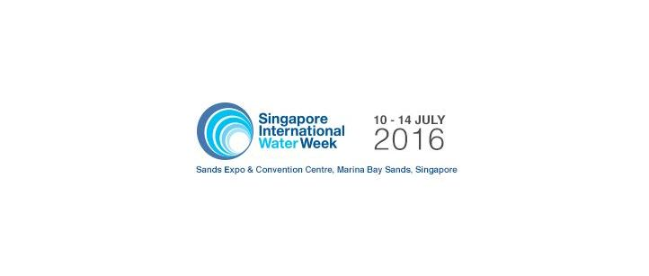 CERAFILTEC IS ATTENDING SIWW 2016 IN SINGAPORE