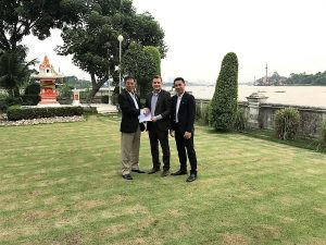 Read more about the article INAUGURATION OF CERAFILTEC THAILAND