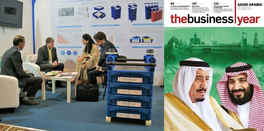 THE BUSINESS YEAR 2019/2020 SAUDI ARABIA