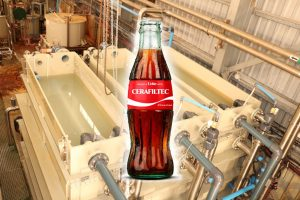 EXCEPTIONAL HARDNESS REMOVAL CAPABILITIES LEADING TO THE SECOND PROJECT WITH COCA-COLA BEVERAGES SOUTH AFRICA