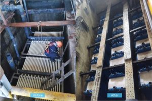 MBR – REPLACEMENT OF POLYMERIC UF MEMBRANES