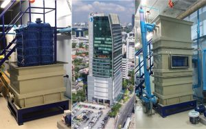 SOLVING SMALL WATER TREATMENT NEEDS – EMPOWERING WATER REUSE INSIDE BUILDINGS