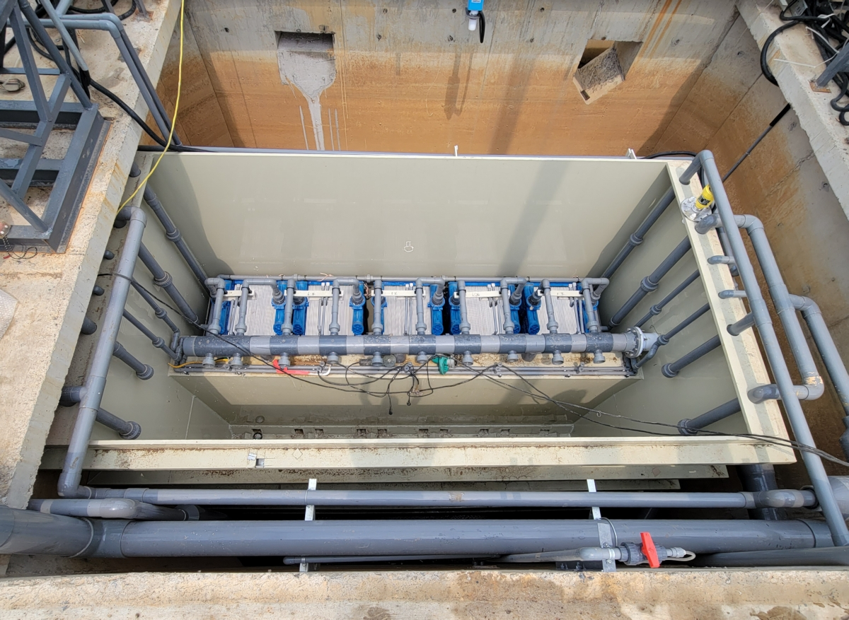 You are currently viewing PREFABRICATED DESIGN – FAST AND EASY INSTALLATION FOR SAND FILTER REHABILITATION