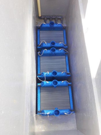 Ceramic flat sheet membrane - CERAFILTEC - Reference Jordan 5