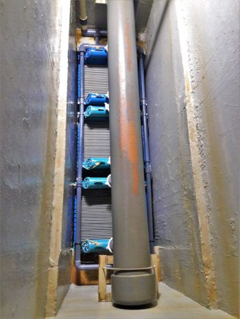 Ceramic flat sheet membrane - CERAFILTEC - Reference Jordan 9