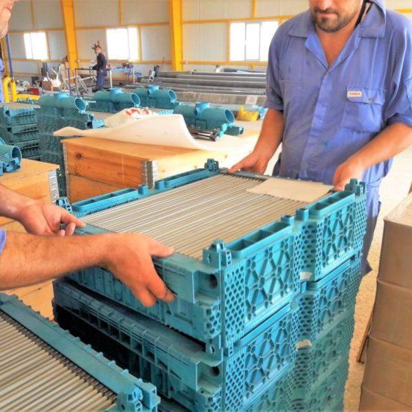 Ceramic flat sheet membrane - CERAFILTEC - Reference 2