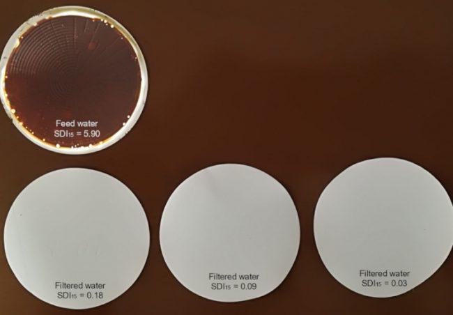 Ceramic flat sheet membrane - CERAFILTEC - Saudi Arabia Buraydah Main SDI